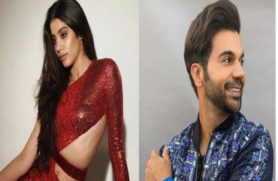 Janhvi Kapoor to be paired with Rajkummar Rao in horror comedy Rooh-Afza