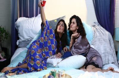 Taapsee wants to gift Rakhi Sawant a dictionary; bares heart out at Anaita Shroff's chat show