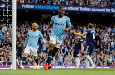 Slick Man City surprise Guardiola to cruise back top of Premier League