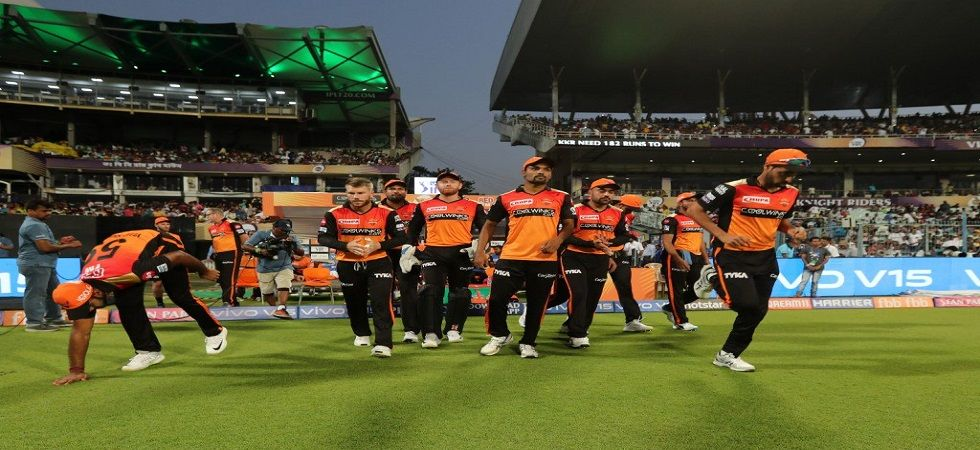 Sunrisers Hyderabad registered their first win of the season (Image Credit: Twitter)