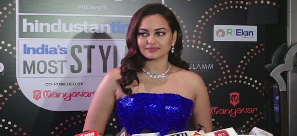 Sonakshi Sinha, Bollywood actress and daughter of Shatrughan Sinha (ANI Photo)