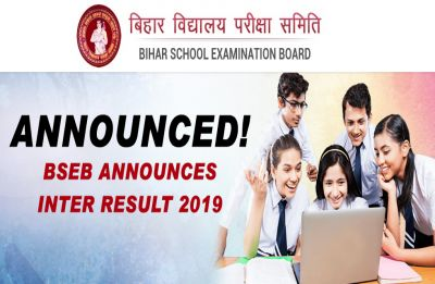 BSEB announces Bihar Board Inter Result, Check your result here