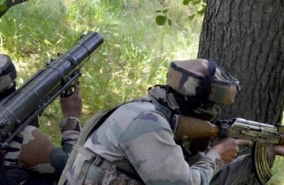 Civilian injured as Pakistan violates ceasefire along LoC in J-K's Poonch district