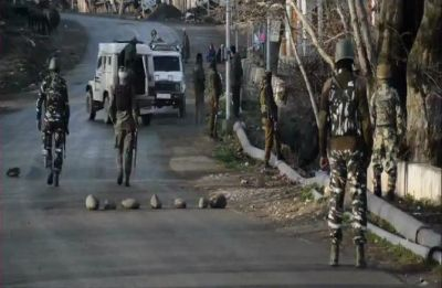 J-K encounter: Brief exchange of fire between terrorists and security forces in Anantnag