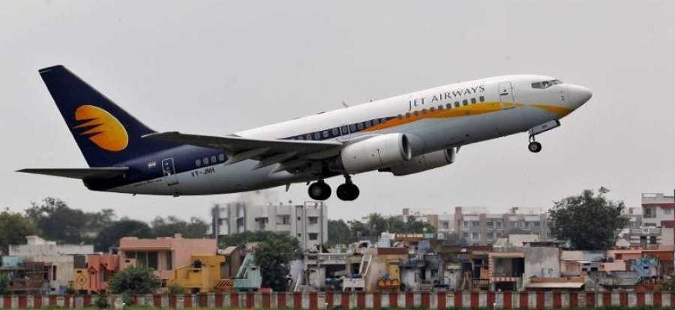 Jet Airways says can't clear pilots' dues immediately (file photo)