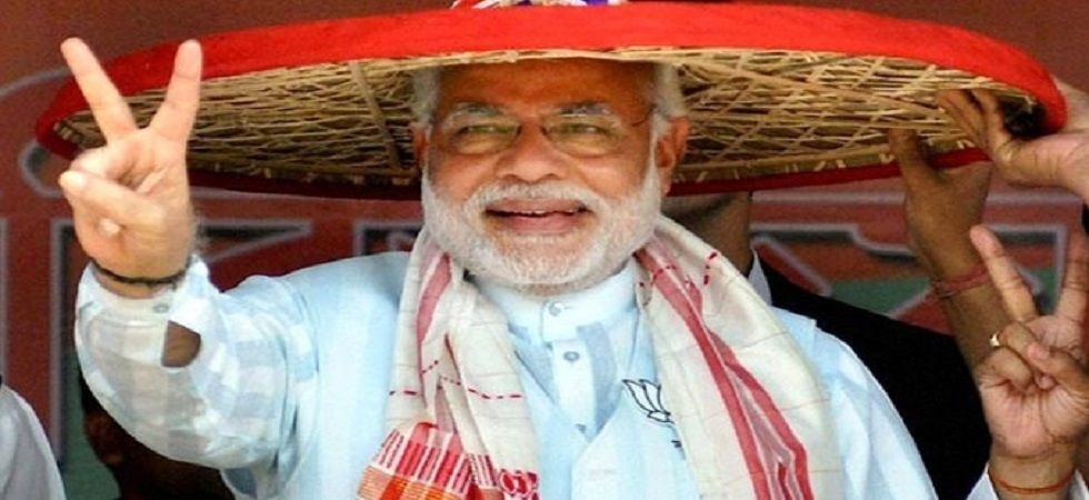 Prime Minister Narendra Modi blamed the Congress government's policies in the 1970s for infiltration.