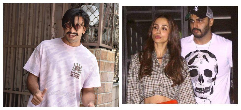 Ranveer Singh rumoured to be the 'Best Man' at Malaika Arora and Arjun Kapoor's wedding (Photo: Twitter)