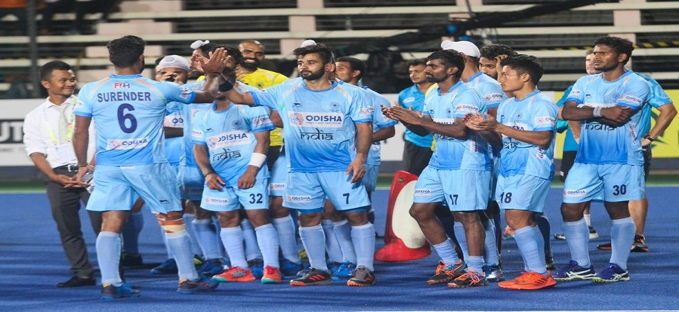 India's woes in penalty shoot-outs continued as they lost in the final of the Sultan Azlan Shah hockey tournament 4-2 on penalties to Korea. (Image credit: Hockey India Twitter)