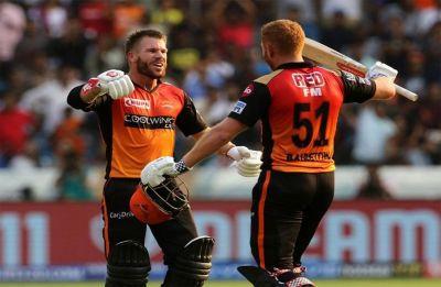 IPL 2019: Sunrisers Hyderabad inflict 118-run humiliation on Royal Challengers Bangalore