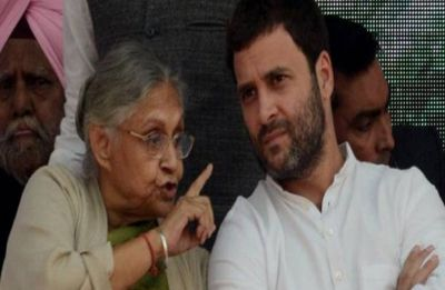 No alliance with AAP, Congress to go it alone in Delhi, Rahul Gandhi tells Sheila Dikshit: Sources