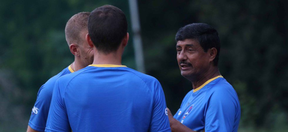 Delhi Dynamos assistant coach Mridul Banerjee (Photo: Twitter)