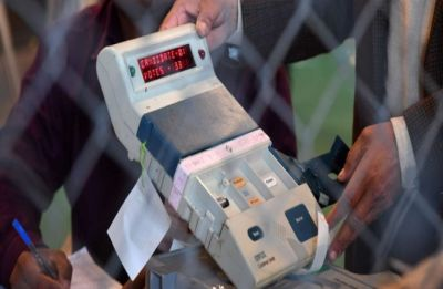 In Telangana, EC orders mammoth EVMs for Nizamabad seat with 185 contestants