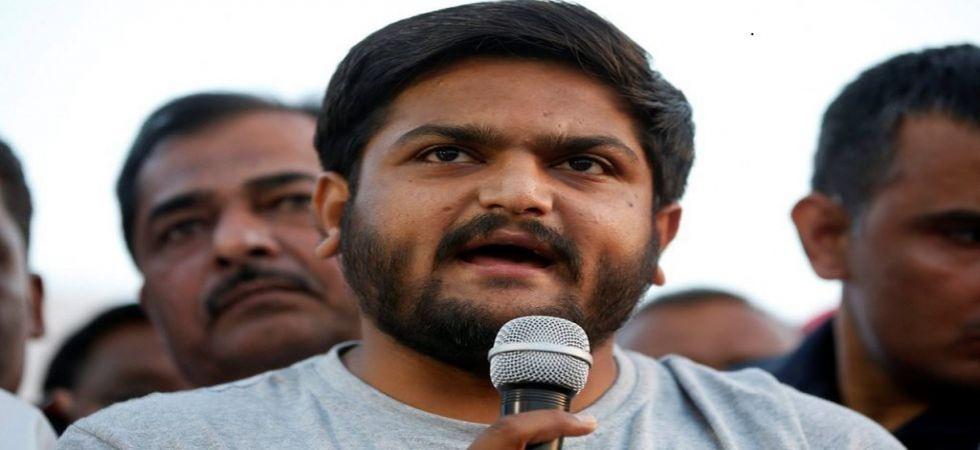 Hardik Patel moves Supreme Court challenging Gujarat HC order in riot case (File Photo)