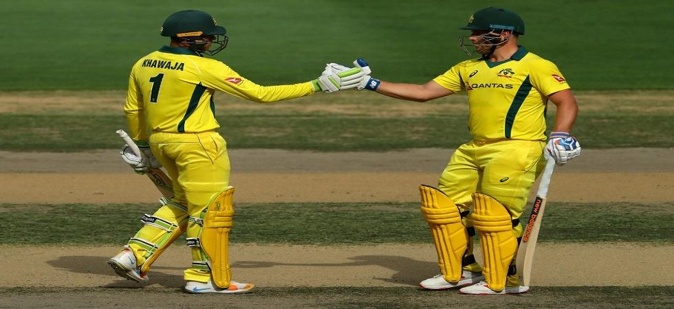 Usman Khawaja and Australia's consistent top order helped them secure a 5-0 whitewash against Pakistan. (Image credit: ICC Twitter)