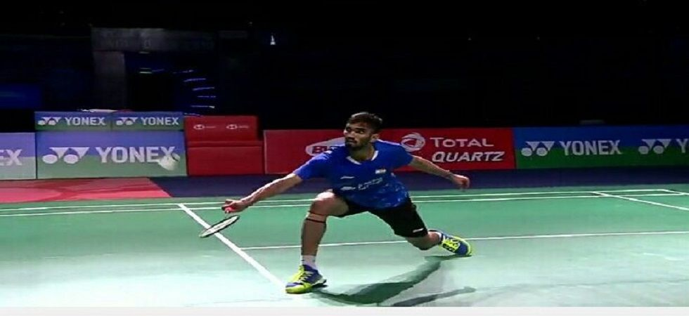 Kidambi Srikanth last won the 2017 French Open and his title drought has extended well into 2019. (Image credit: Twitter)