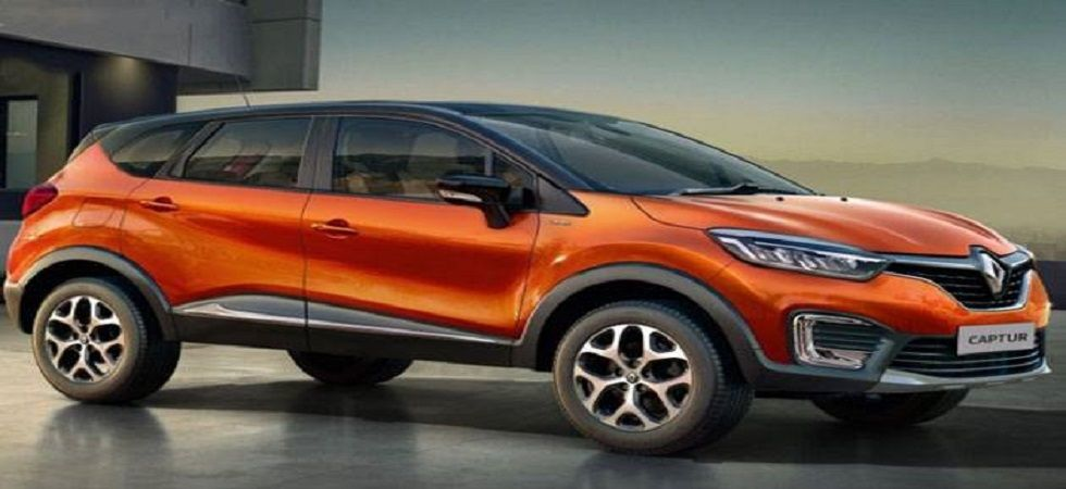 Renault Captur with enhanced safety features launched in India (file photo)