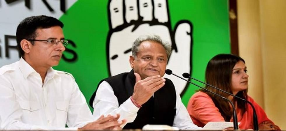 Modi govt reneged on its 2014 poll promises, Cong won't, says Ashok Gehlot (file photo)