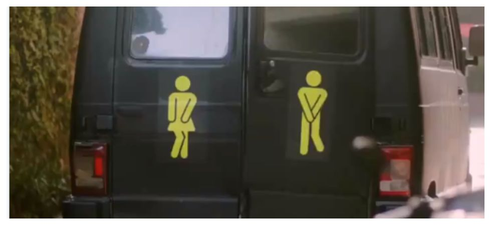 Ola's April Fool prank on public restrooms fails to amuse audience (Photo: Twitter/Ola)
