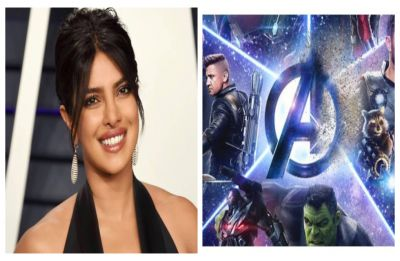 Avengers: Endgame's Joe Russo in talks with Priyanka Chopra for a project