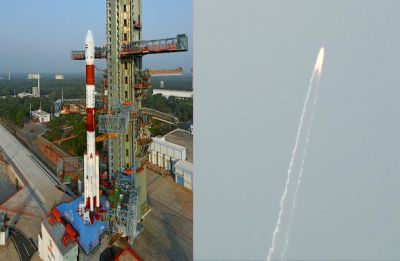 ISRO launches EMISAT, 28 other satellites to locate enemy radar