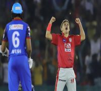 Sam Curran takes 18th hat-trick in IPL history, gives Kings XI Punjab unlikely win