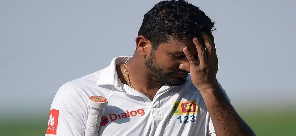 Sri Lanka's Test captain Dimuth Karunaratne apologised on Monday for his