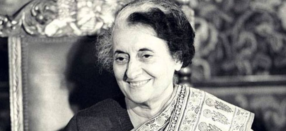 Former prime minister Indira Gandhi had won from Medak in 1980. (File photo)