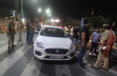 Car of Union Minister JP Nadda's OSD stolen from Delhi, recovered from Noida