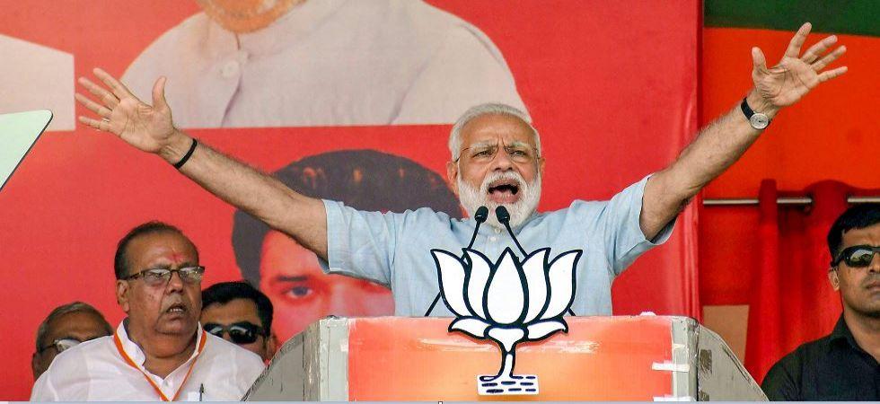 Prime Minister Narendra Modi in Bihar (Photo Source: PTI)
