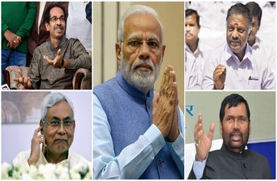 Here is complete list of BJP-led NDA candidates for Lok Sabha Elections 2019