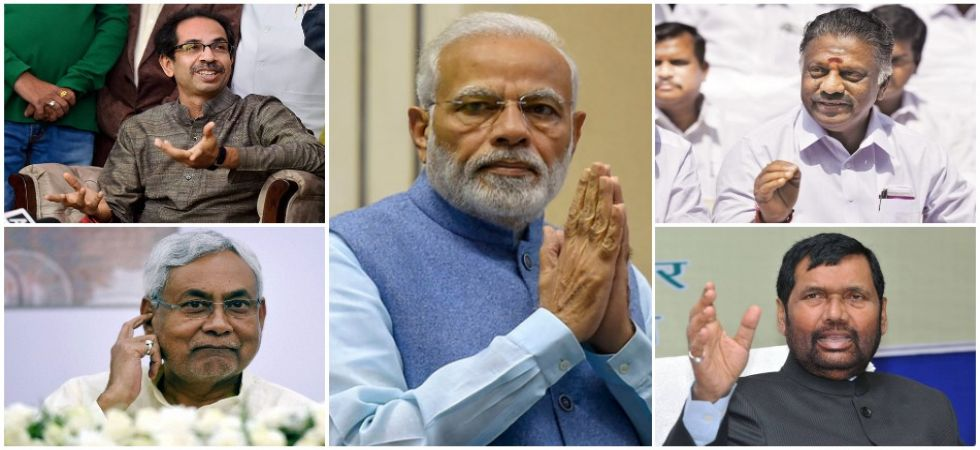 Here is complete list of BJP-led NDA candidates for Lok Sabha