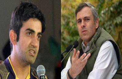 'Tweet about the IPL': Omar Abdullah hits back after Gautam Gambhir mocks him