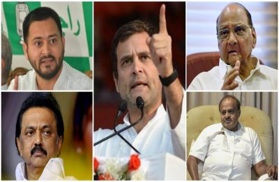 Here is complete list of Congress-led UPA candidates for Lok Sabha Elections 2019