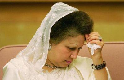 Former Bangladesh PM Khaleda Zia sent to hospital from prison