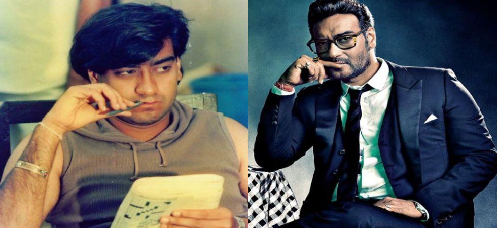 Happy Birthday Ajay Devgn: Pics to map Singham actor's glorious transformation