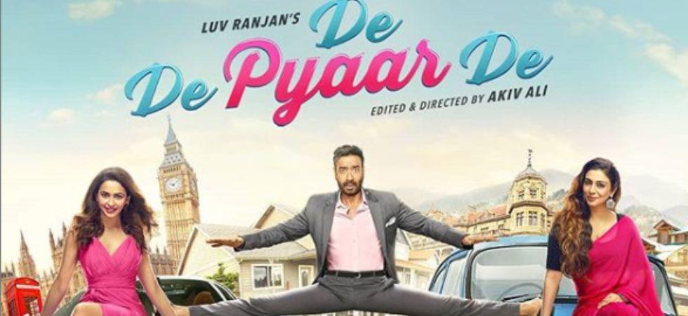 Ajay Devgan starrer De De Pyaar De promises to be a total laugh riot!