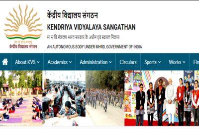 Kendriya Vidyalaya Admissions 2019: Registration process for Class 2 and onward starts today