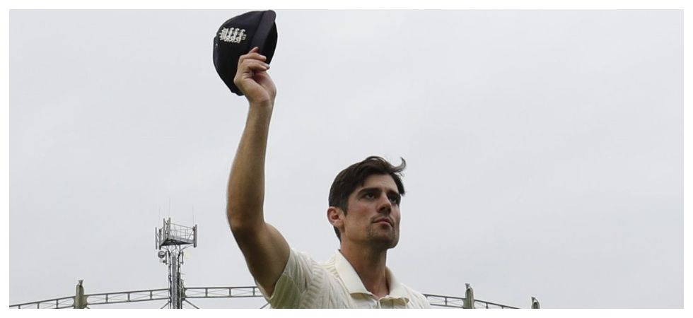 Alastair Cook retired from international cricket with a knock of 71 and 147 during The Oval Test against India. (Image credit: Twitter)