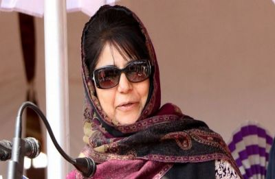 Mehbooba Mufti files nomination for Lok Sabha Elections from Anantnag constituency