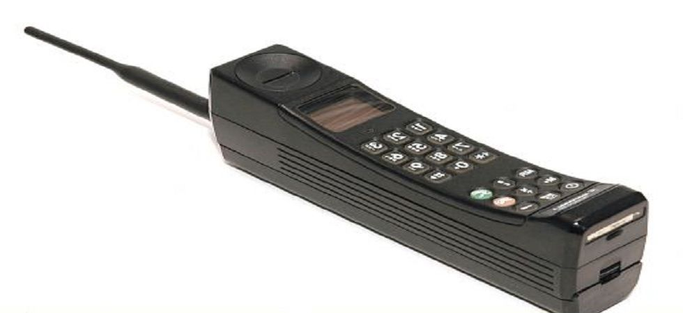 The first mobile phone call was made today 46 years ago