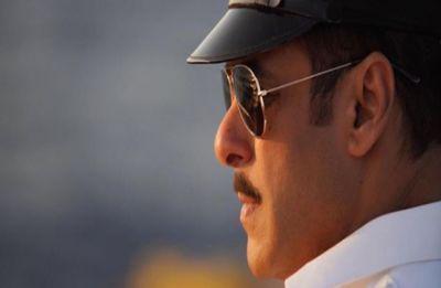Salman Khan turns Dabangg cop in his late grandfather's jurisdiction