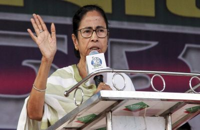 NRC is an attempt by BJP to turn legal citizens of India into refugees: Mamata Banerjee