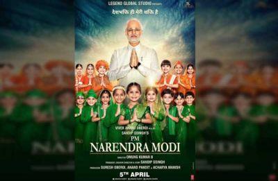 PM Modi biopic: EC to take final call today, Supreme Court to hear Congress' plea on April 8