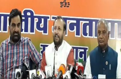 Hanuman Beniwal's RLP joins hands with BJP in Rajasthan, to contest from Nagaur