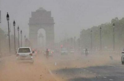 Thunderstorm, dust storm likely to hit Delhi today