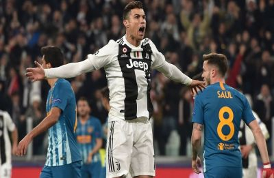 Juventus poised for record eighth straight Serie A title but eyes on UEFA Champions League success