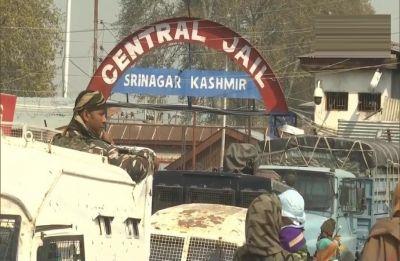 2 inmates injured, barracks burnt amid clashes in high-security Srinagar Central Jail