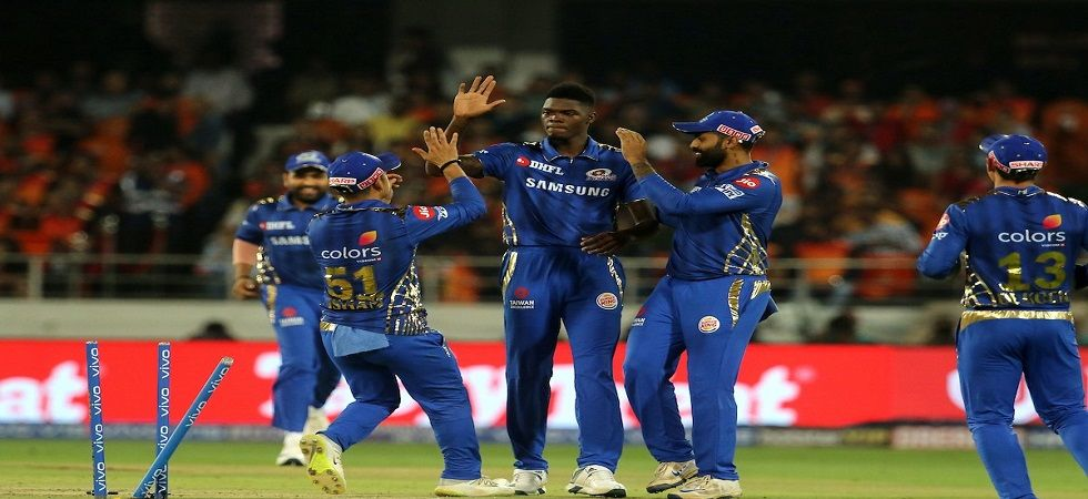 Mumbai Indians eye for second away win (Image Credit: Twitter)