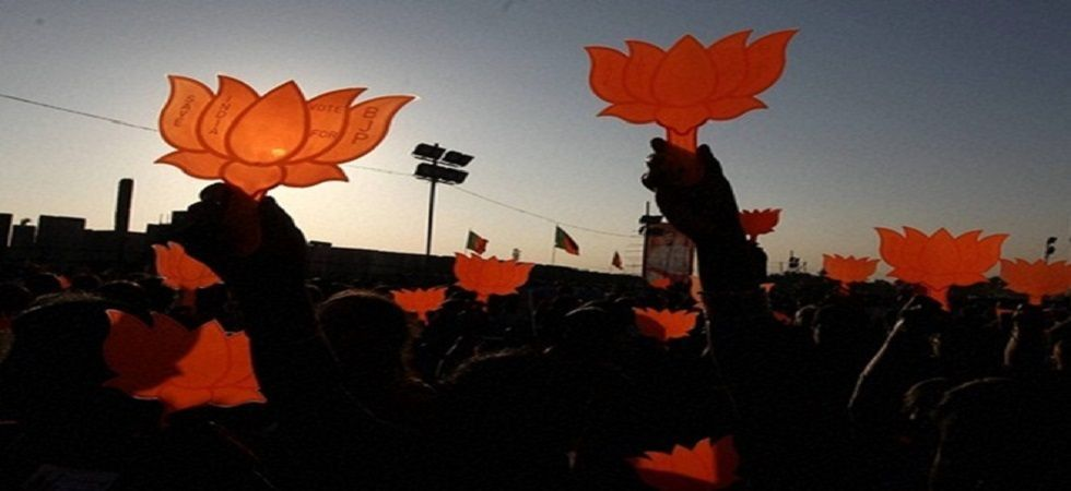 On April 6, 1980, the members of erstwhile Jana Sangh, which had merged with the Janata Party in 1977, floated a new political outfit - the Bharatiya Janata Party. (File photo)