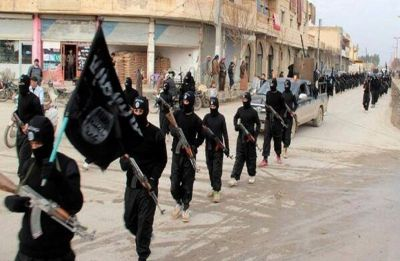 US-led coalition says allies foil jail-break attempt by Islamic State in Syria